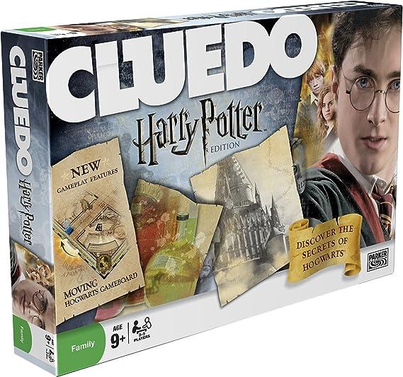 Cluedo Harry Potter: Amazon.es: Juguetes y juegos