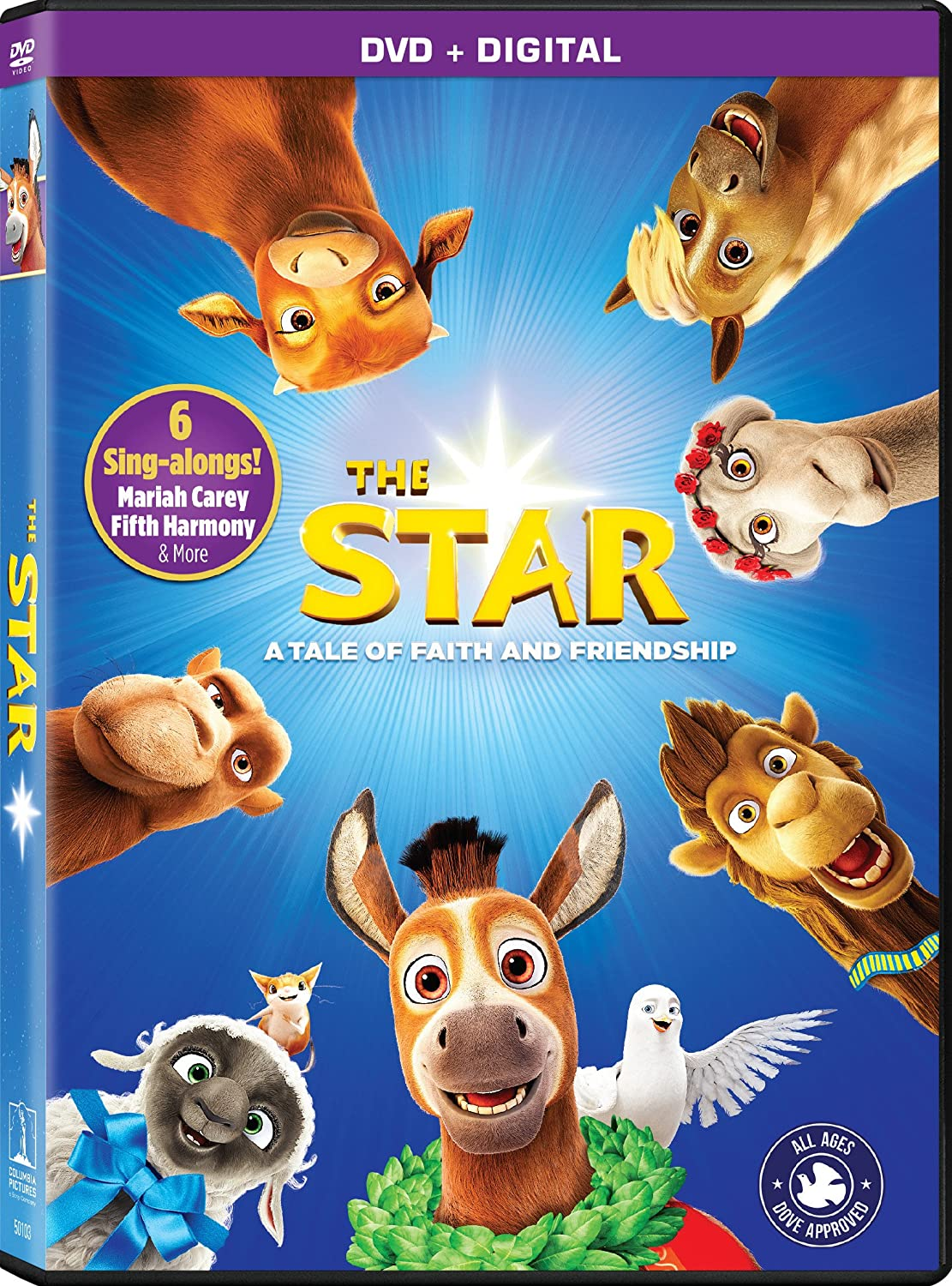 Click to see the DVD for The Star on Amazon