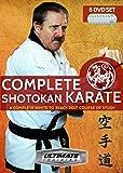 Complete Shotokan Karate – full white to black belt series (8 DVDs)