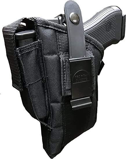 Taurus PT58 PT58-SNylon OWB Holster with Mag Pouch USA MADE