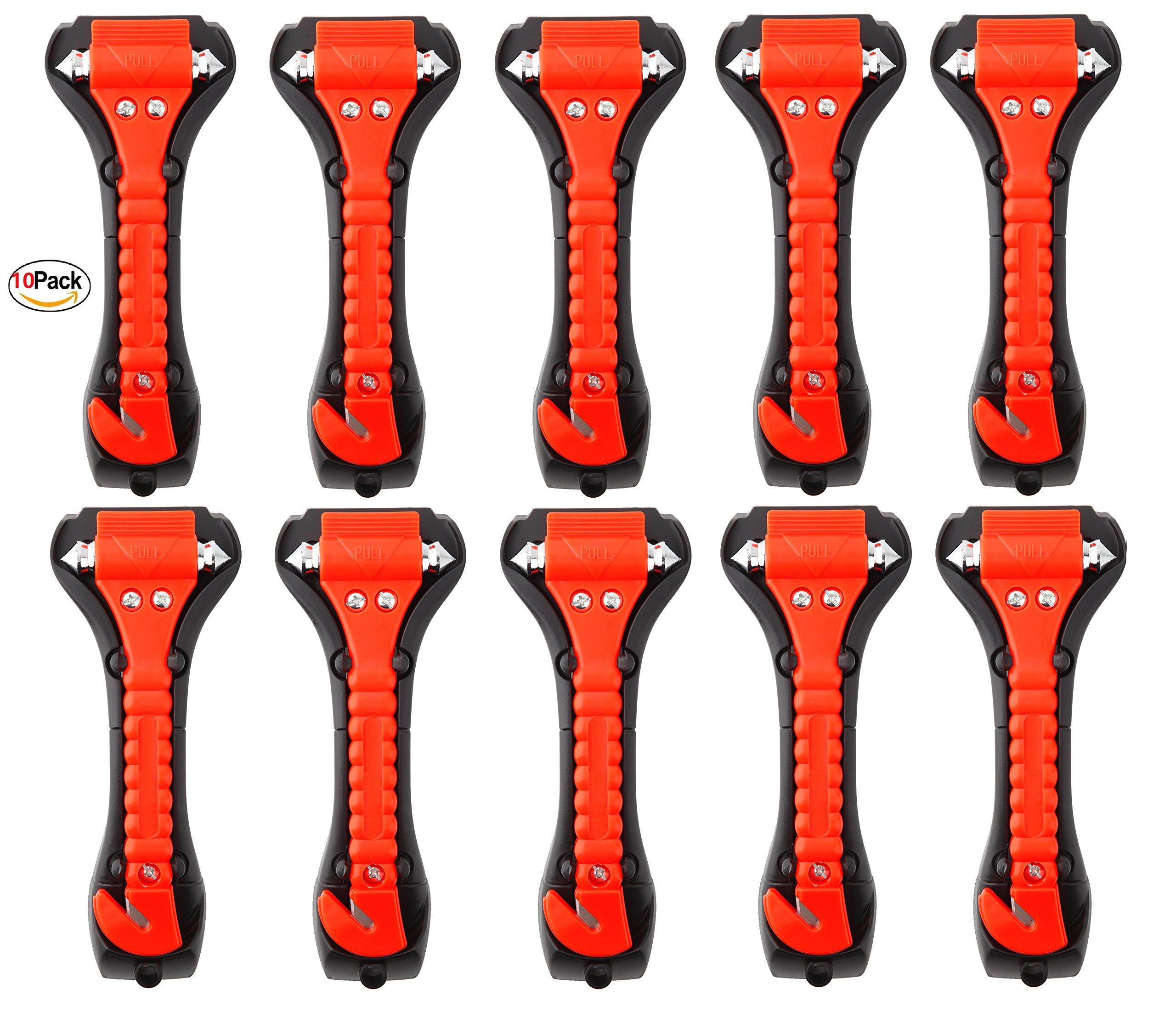 Amazon Com 20 Pcs Car Safety Hammer Emergency Escape Tool