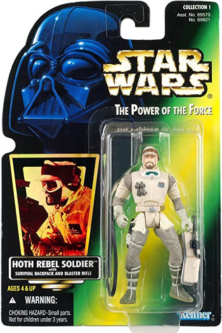 STAR WARS SANDTROOPER POWER OF THE FORCE COLLECTION POTF2 LOOSE