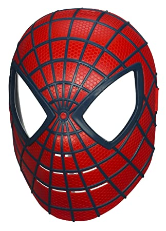 Marvel Spiderman - Mascara Basica Spiderman (Hasbro) 37235186: Amazon.es: Juguetes y juegos