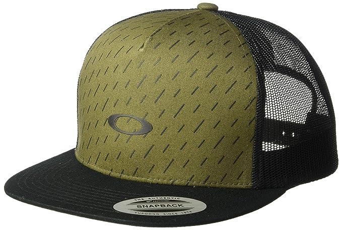 Oakley - Gorra de béisbol - para Hombre Verde Oliva L x XL: Amazon ...