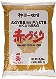 Aka Red Miso Paste Soybea paste NON GMO No MSG Added 35.2oz Miko Brand