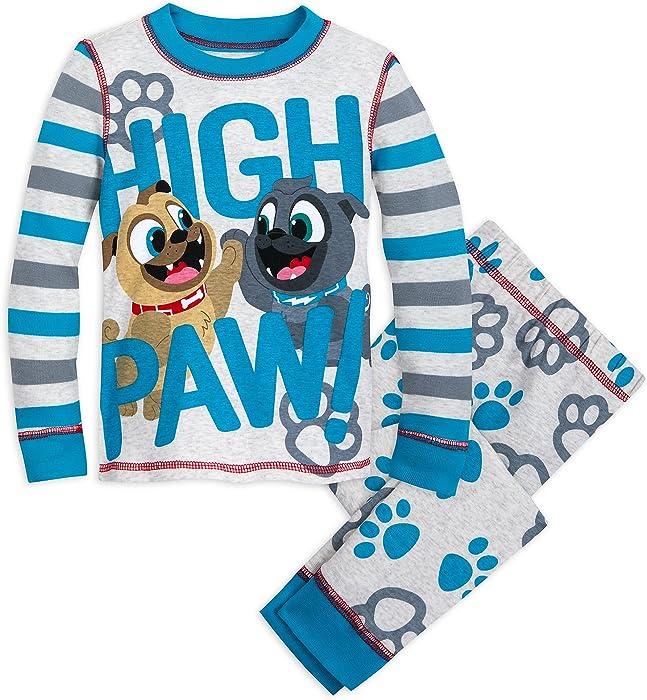 e49008c0d91 Amazon.com  Disney Bingo and Rolly PJ PALS for Boys - Puppy Dog Pals ...