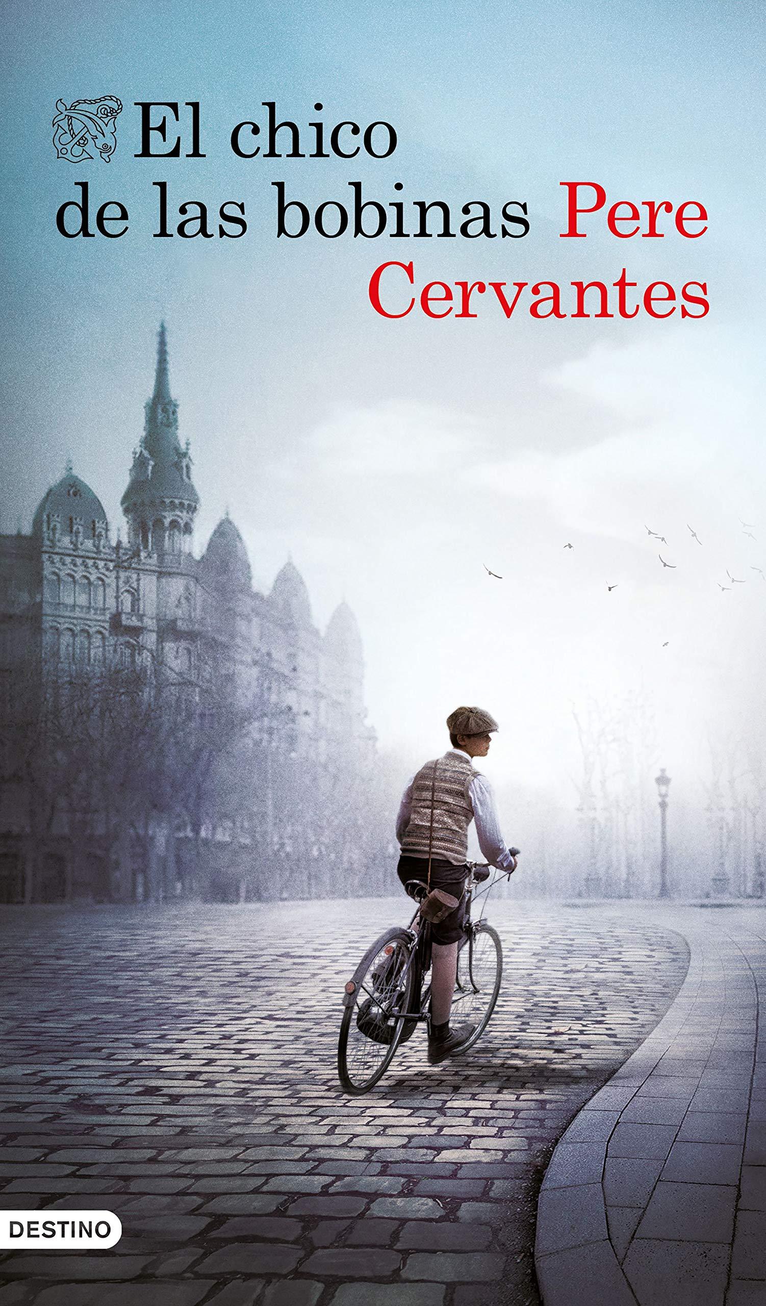 El chico de las bobinas (Áncora & Delfin): Amazon.es: Cervantes ...