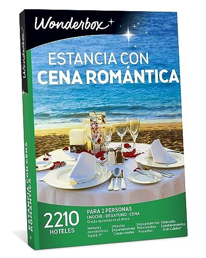 Gift Box WONDERBOX - Soggiorno con cena ROMANTICA - A scelta 2.210 ...