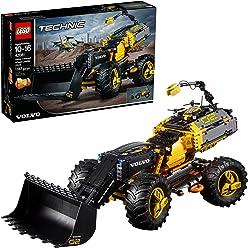 LEGO Technic Volvo Concept Wheel Loader ZEUX 42081 Building Kit (1167 Piece)
