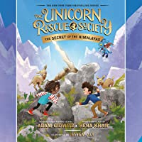 The Secret of the Himalayas: The Unicorn Rescue Society, Book 6