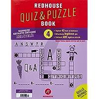 Redhouse Quiz & Puzzle Book Sayı: 4 Ekim 2016