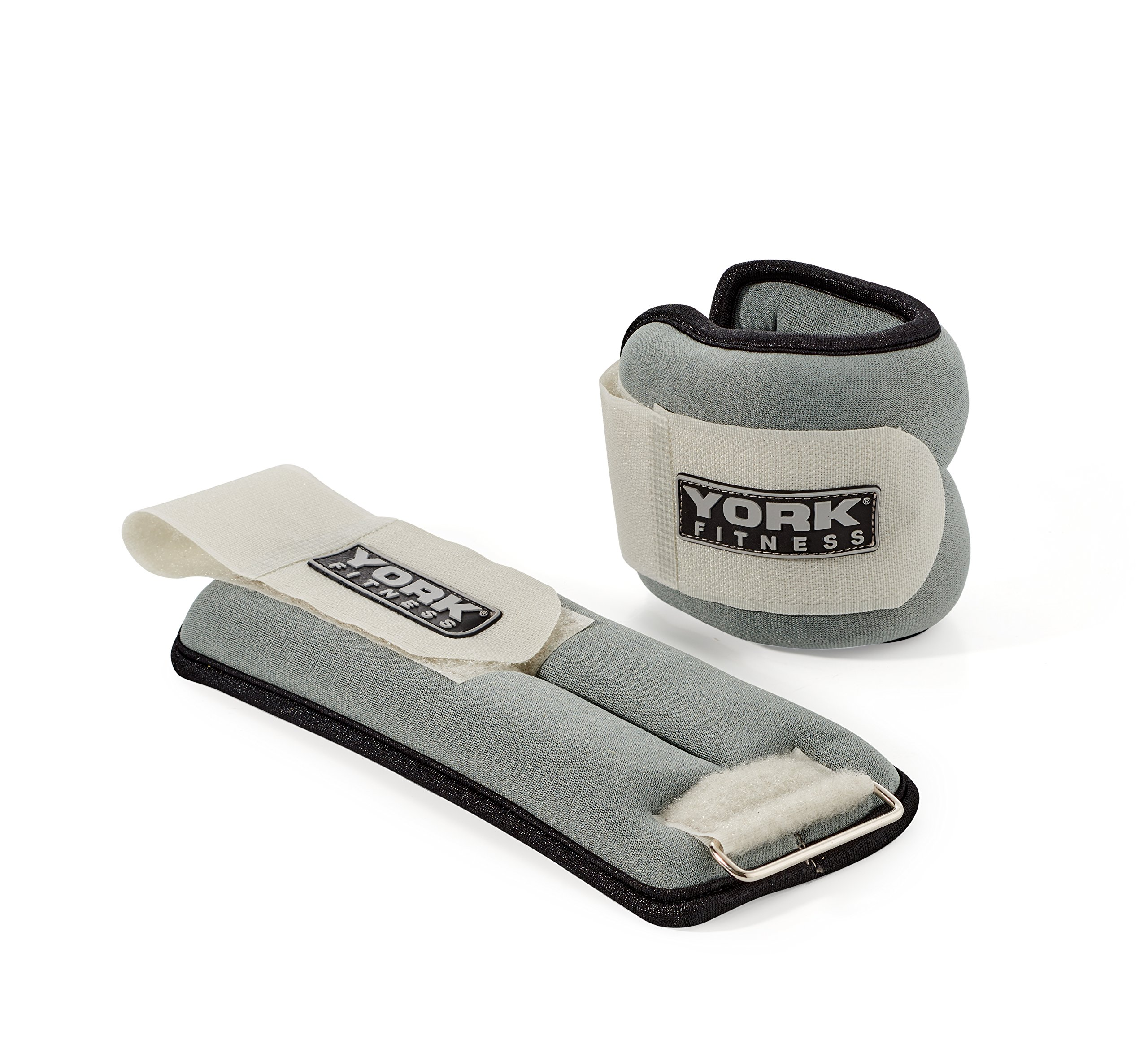 York Fitness Soft Ankle/Wrist Weights Pair