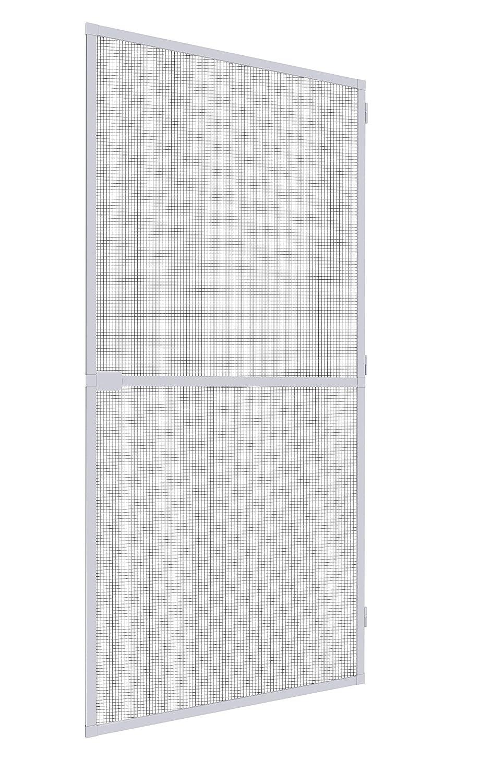 Mosquito Stop Mosquitera de puerta, 1 pieza, 100 x 210 cm, color blanco, 23588 1pieza 100x 210cm Windhager