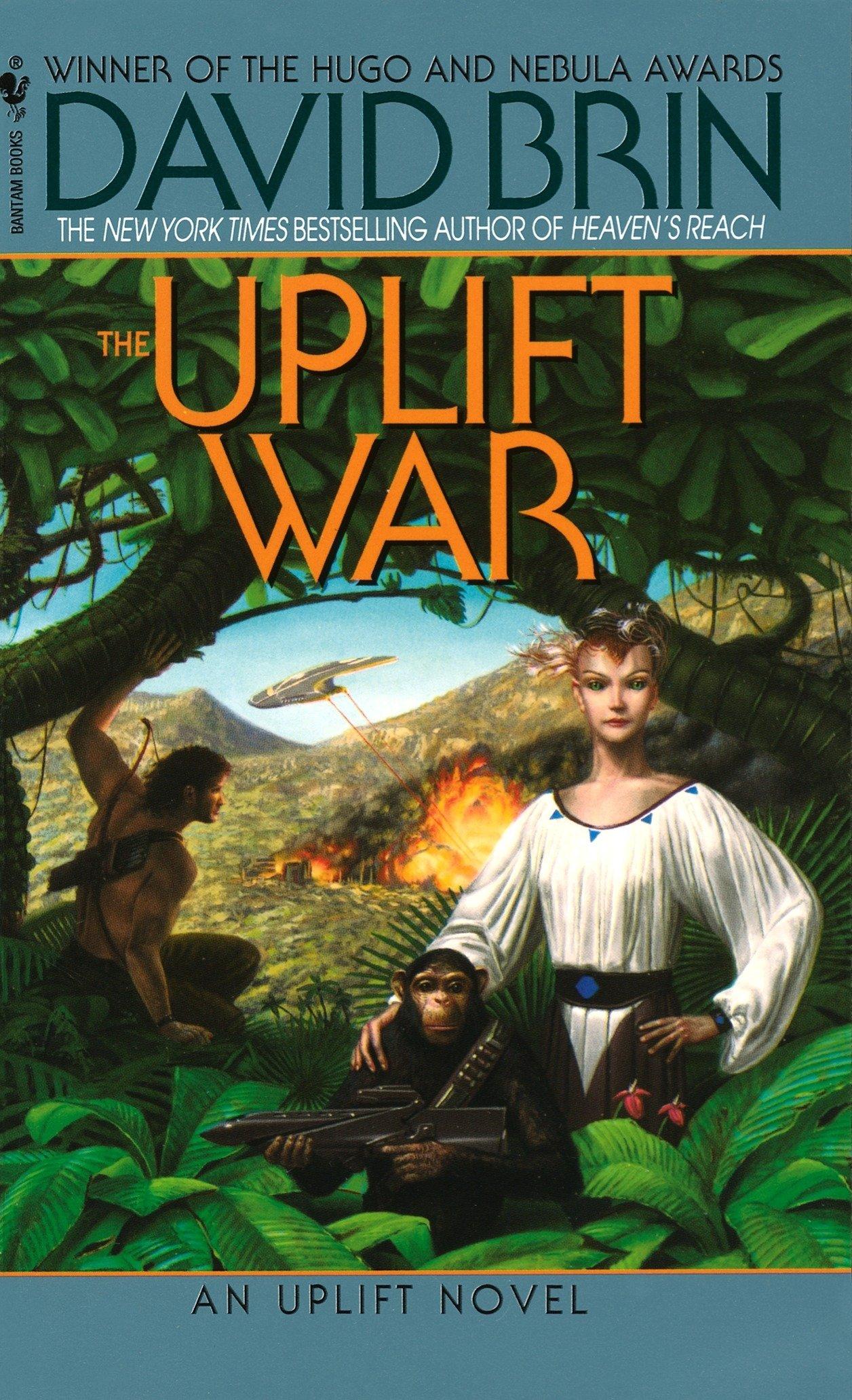 The Uplift War The Uplift Saga 3 By David Brin