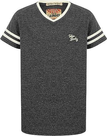 Tokyo Laundry - Camiseta de manga corta - camisa - para niño ...