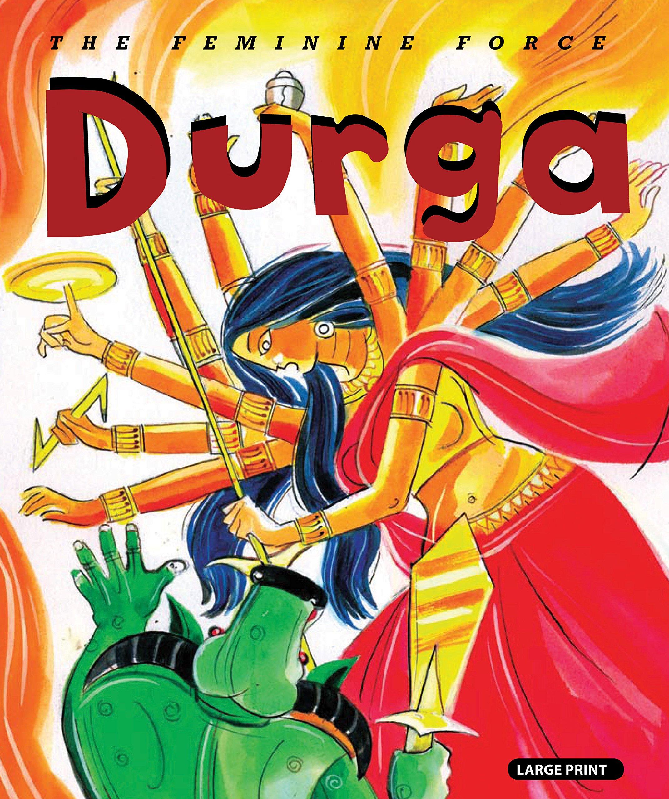Download Durga: The Feminine Force pdf epub