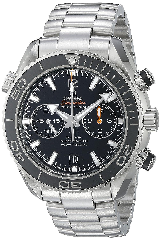 Omega Seamaster Planet Ocean - Reloj (Reloj de Pulsera, Masculino, Acero Inoxidable, Acero Inoxidable, Acero Inoxidable, Acero Inoxidable): Amazon.es: ...