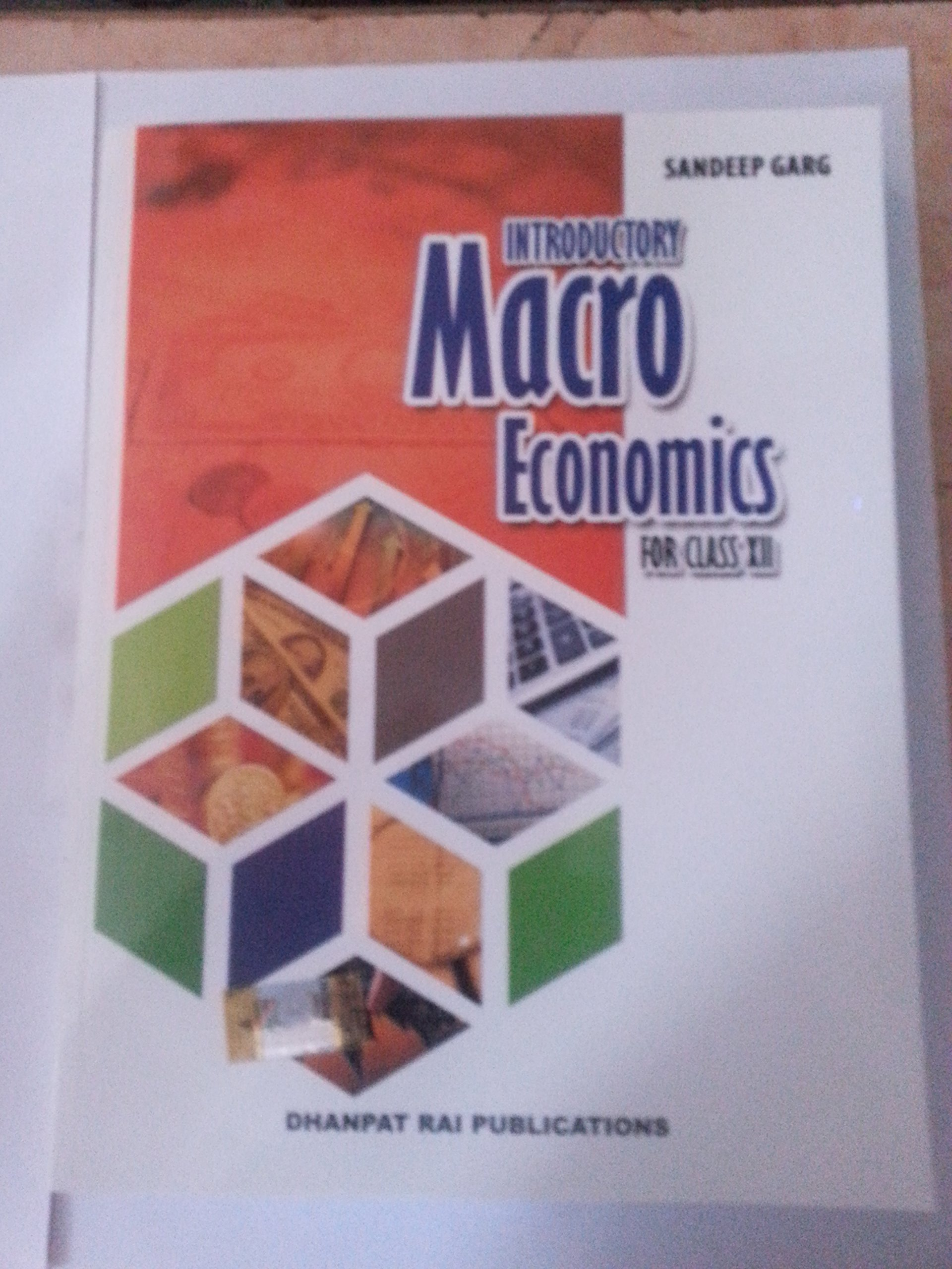 Buy SANDEEP GARG MACRO ECONOMICS XII Book Online at Low Prices in India |  SANDEEP GARG MACRO ECONOMICS XII Reviews & Ratings - Amazon.in