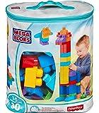 Mega Bloks Big Building Bag, 80-Piece (Classic)