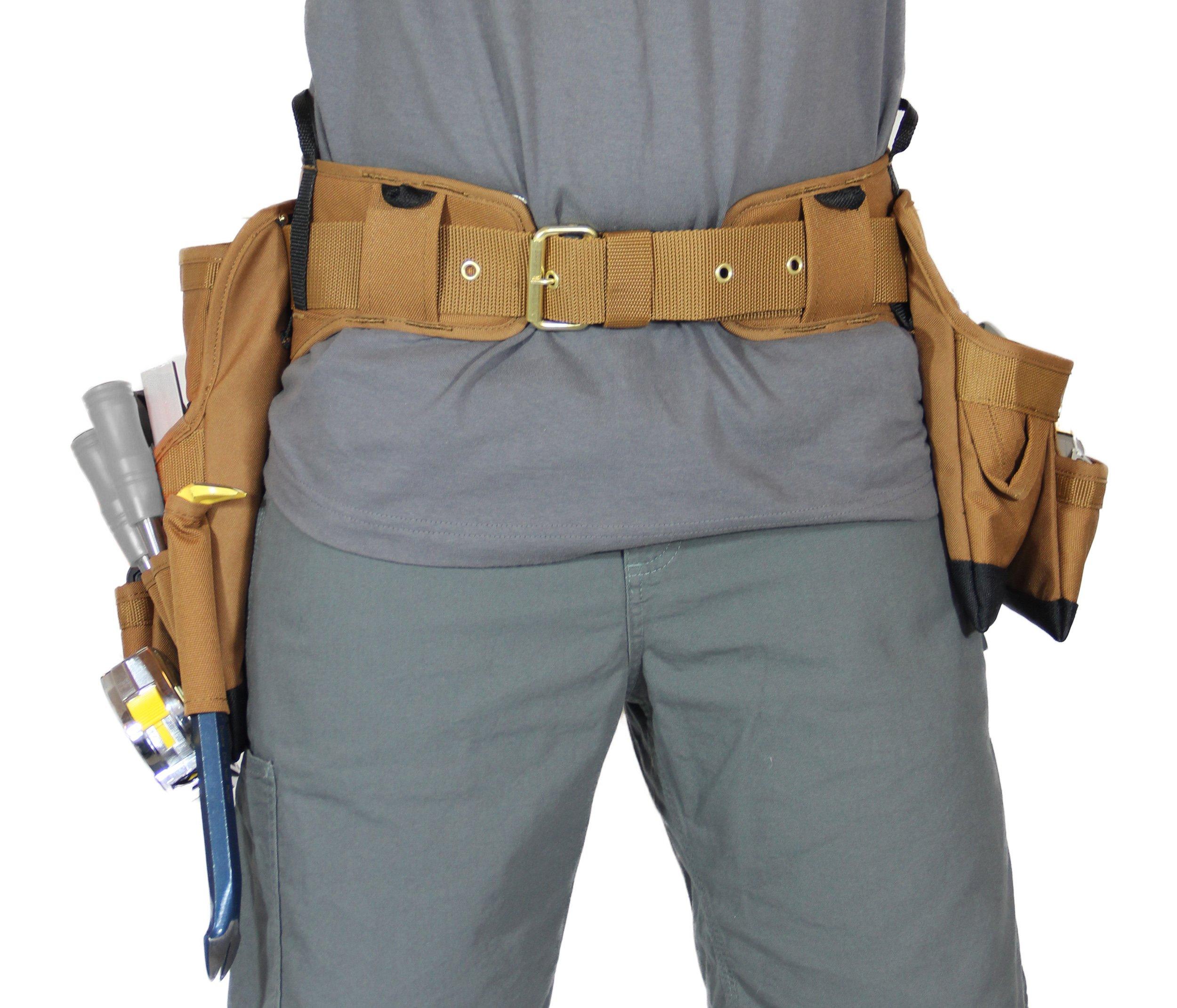 Carhartt Legacy Build Your Own Belt Custom Tool Belt, Padded by Carhartt (Image #3)