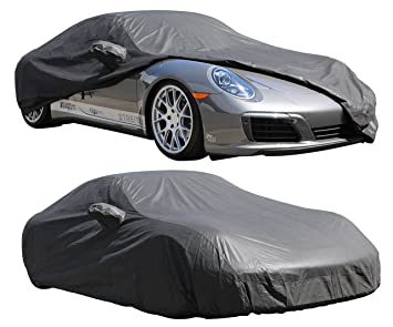 XtremeCoverPro Custom Car Cover Series for Porsche 911 Coupe Targa Convertible Turbo S 991.1~991.2