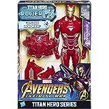 Avengers: Infinity War - Iron Man Titan Hero Power FX (Personaggio 30cm, Action Figure) , E0606103