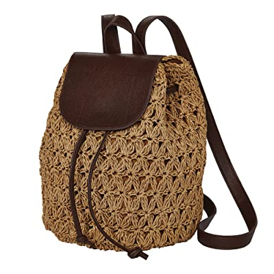 durable service Cappelli Crochet Toyo Backpack