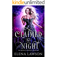 Claimed by Night: A Reverse Harem Fantasy Romance (The Queen's Consorts Book 1)