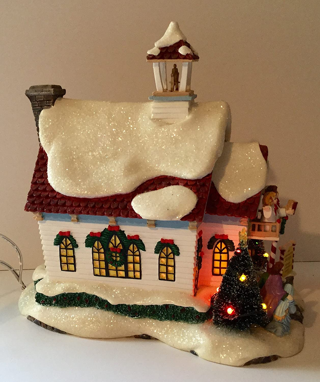 Twas The Night Before Christmas To Christmas Service We Go Dept 56 No 78106 Department 56 56.78106