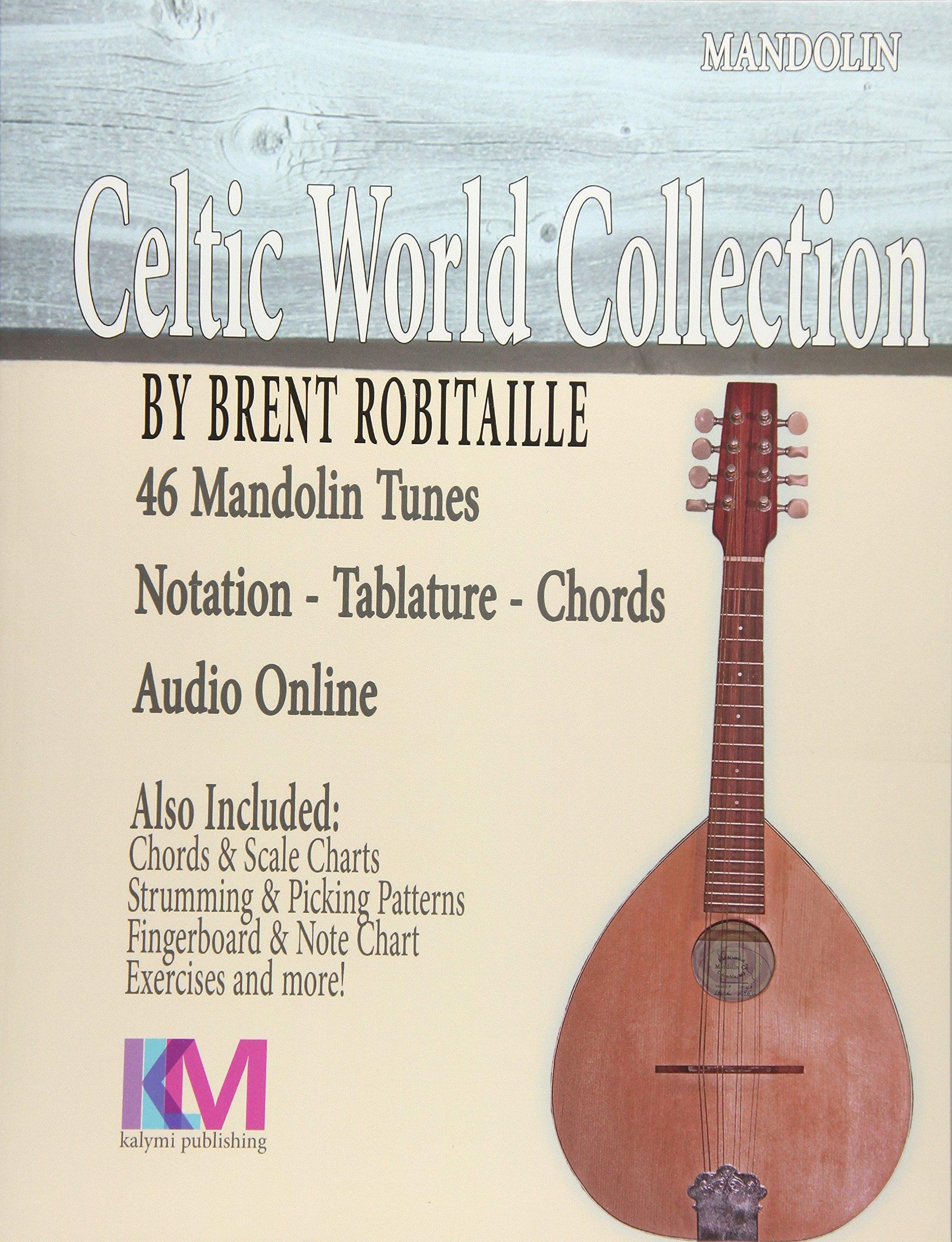 Amazon Celtic World Collection Mandolin Celtic World