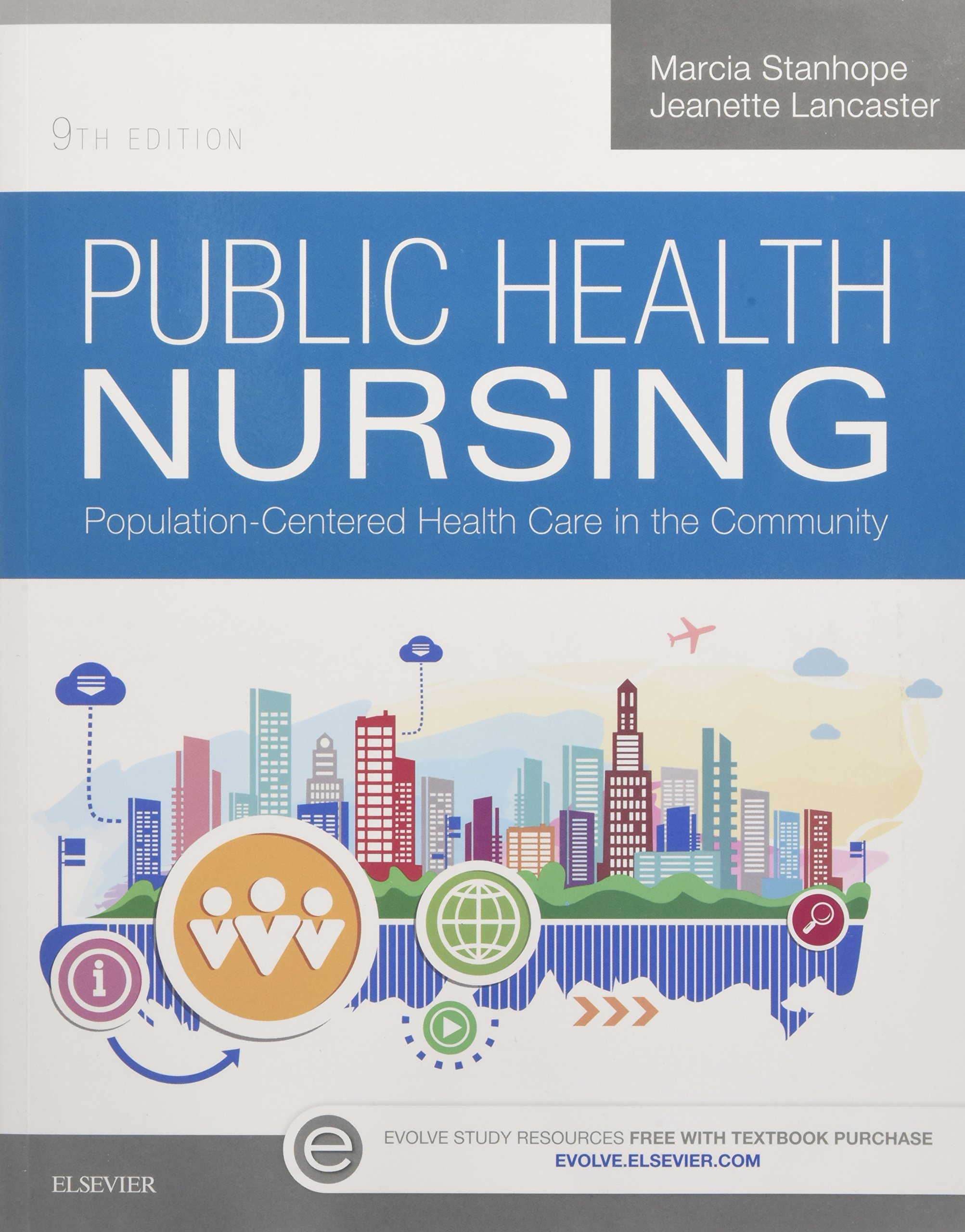 Public Health Nursing: Population-Centered Health Care in the Community by Mosby