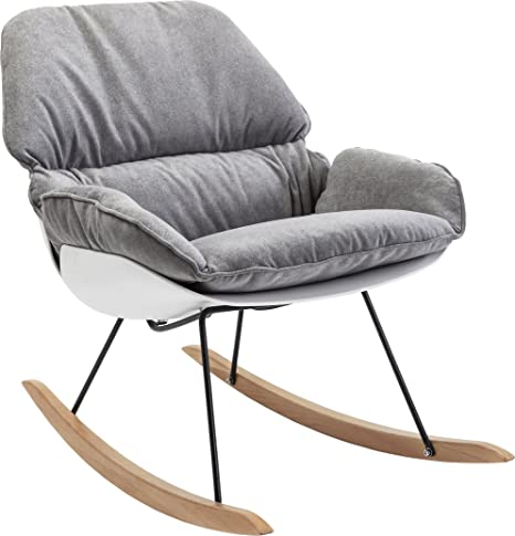 KARE Design – Silla Mecedora Design Rocking Chair Alicante