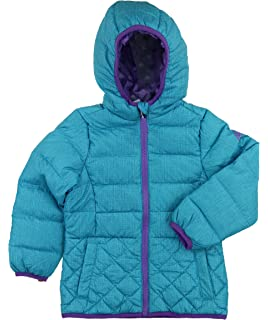 ae2dd55b3 Amazon.com: Snozu Boy's Ultra-Clean Down Full Zip Hooded Jacket ...