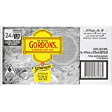 Gordon's London Dry Gin with Schweppes Indian Tonic Water 275 ml (Pack Of 24)