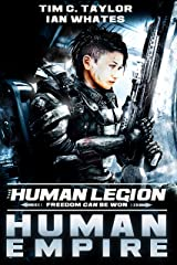Human Empire (The Human Legion Book 4) Kindle Edition
