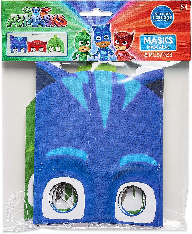 Amazon.com: American Greetings PJ Máscaras de fiesta: Toys ...