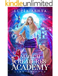 Magical Creatures Academy 2: Lion Shifter