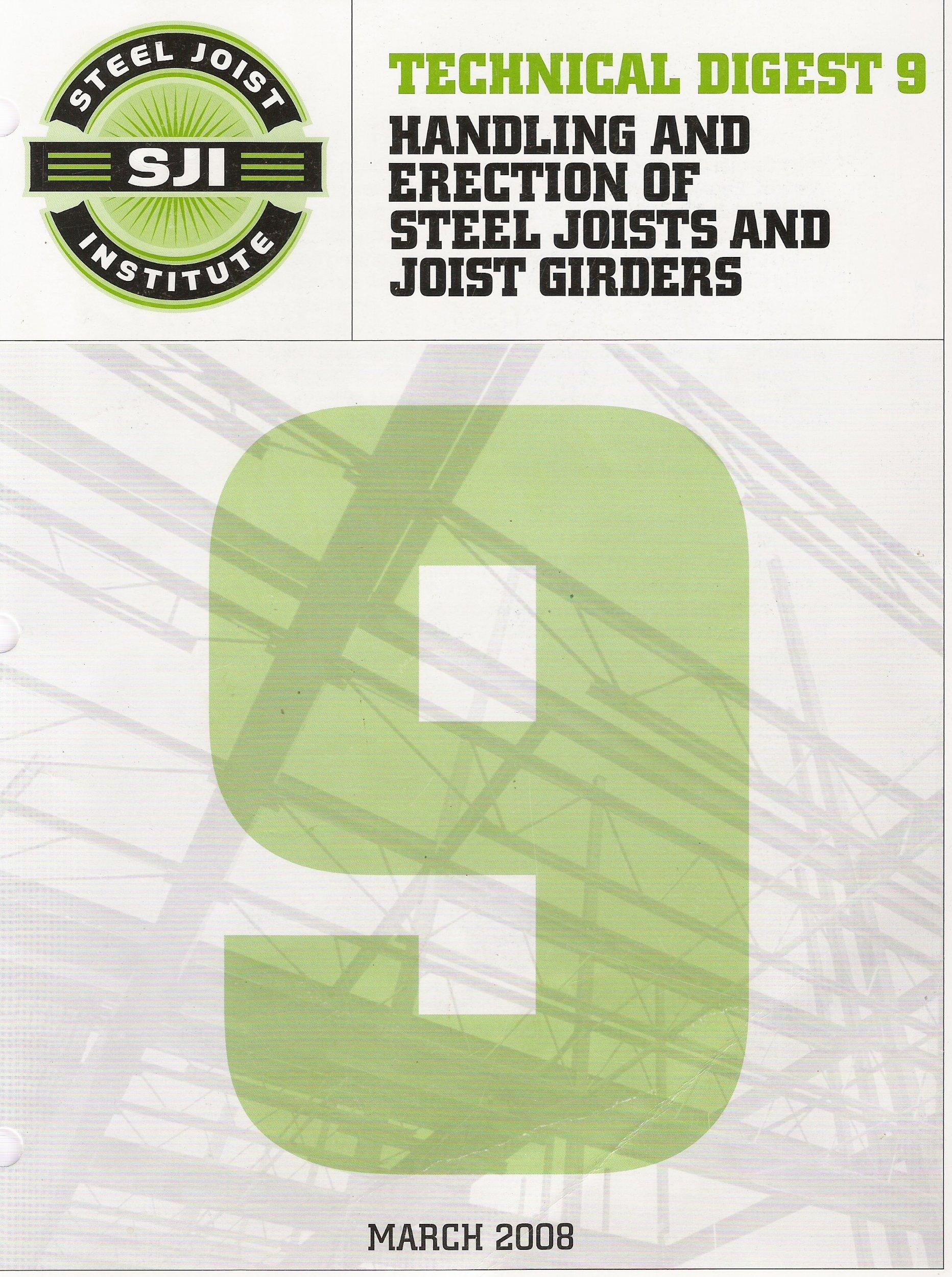 Handling Erection Steel Joist Girders product image