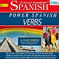 Power Spanish Verbs: English and Spanish Edition
