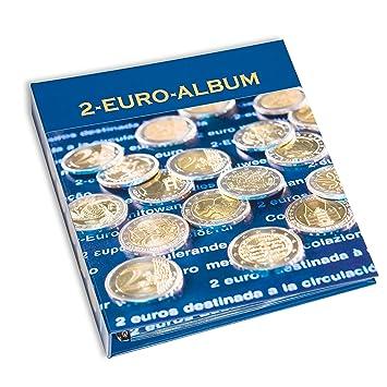 Leuchtturm 341448 NUMIS Álbum para Monedas conmemorativas de ...