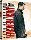 【Amazon.co.jp限定】ジャック・リーチャー NEVER GO BACK スチール・ブック仕様ブルーレイ(1枚組) [Blu-ray]