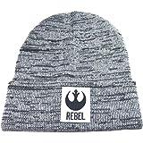 Bioworld Star Wars Rebel Alliance Marled Cuff Beanie