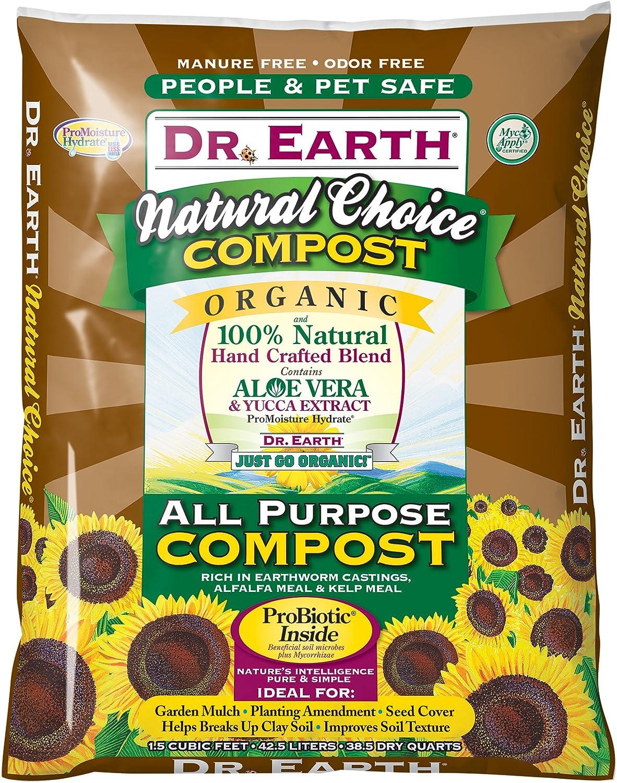 Dr. Earth All Purpose Compost