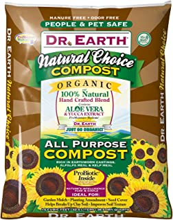 product image for Dr. Earth 803 1-1/2 Cubic Feet All Purpose Compost