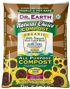 Dr. Earth 803 All Purpose Compost