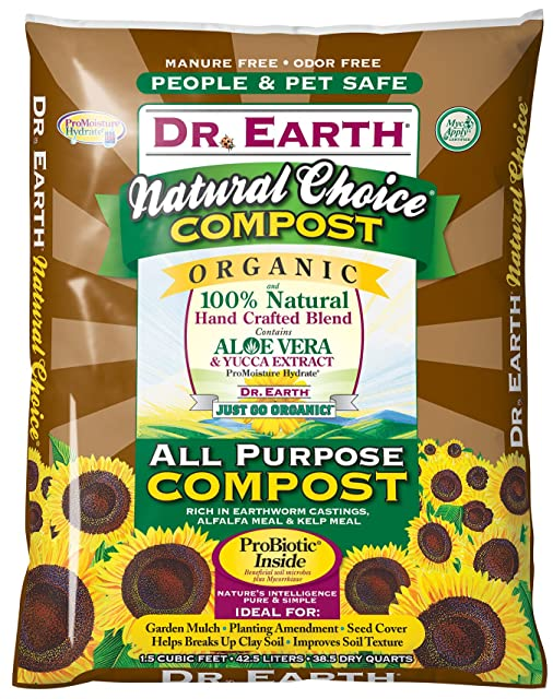 Dr. Earth 803 Compost
