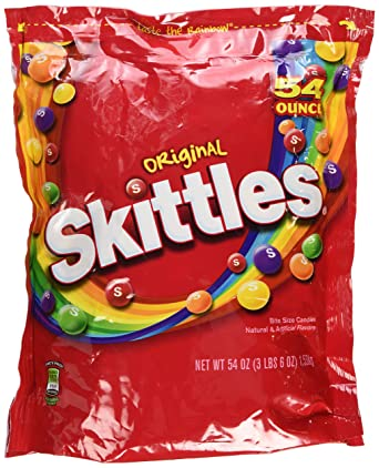 Skittles Original Candy, 7.2 oz bag