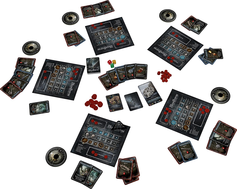 Amazon Com Cmon Bloodborne Toys Games