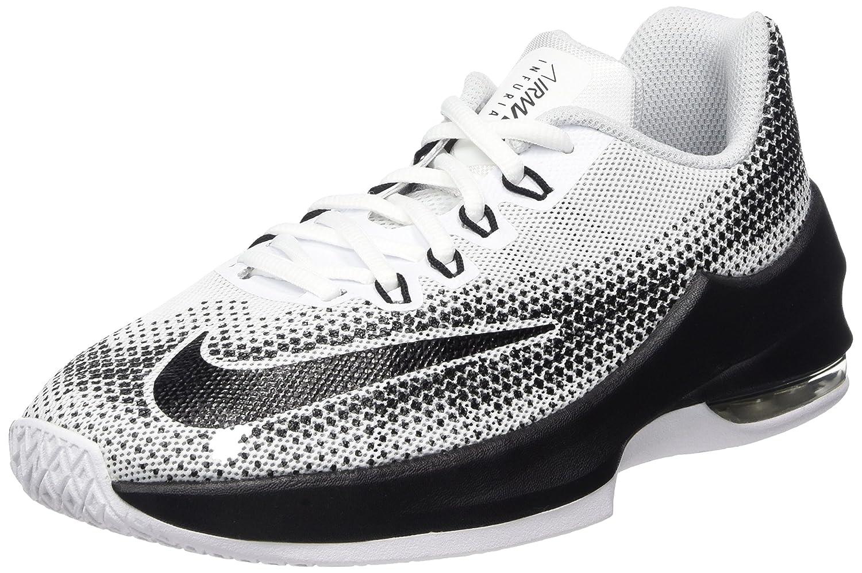 Blanc (blanc (blanc noir Wolf gris Pure Platinum) 000) 40 EU Nike Air Max Infuriate (GS), Chaussures de Tennis garçon