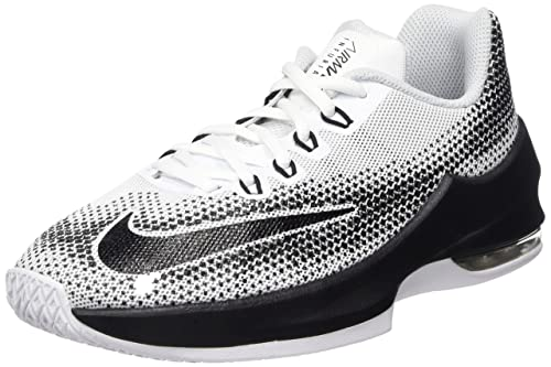 Nike Air MAX Infuriate (GS), Zapatillas de Baloncesto para Niños, Blanco/(White/Black/Wolf Grey/Pure Platinum) 000, 36.5 EU: Amazon.es: Zapatos y ...